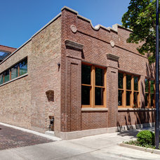 Industrial Exterior by Vinci | Hamp Architects