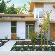 Contemporary Exterior by Scott Design LLC