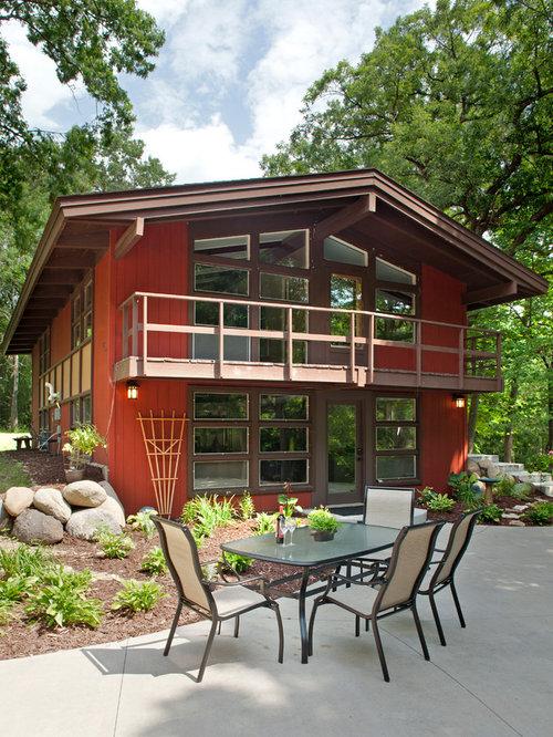 25 Midcentury Exterior Design Ideas: Mid Century Exterior