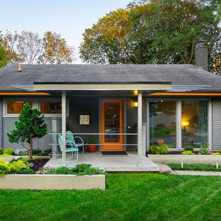 Midcentury Modern Outdoor Spaces
