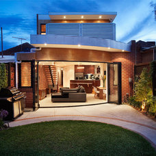 Contemporary Exterior by S2 design