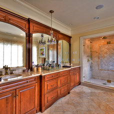 Traditional Bathroom by Blansfield Builders, Inc.