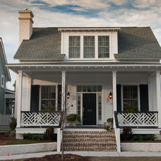 Traditional Exterior by Allen Patterson Residential