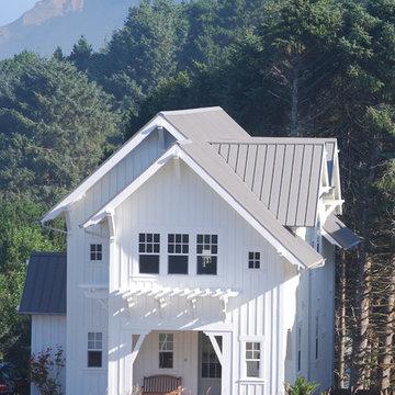 MILL HOUSE - OREGON COAST
