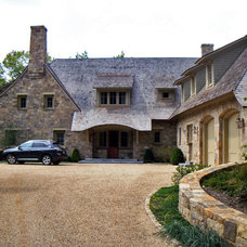 Traditional Exterior by McKEE CARSON