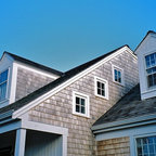 Mill Pond House Traditional Exterior Boston By