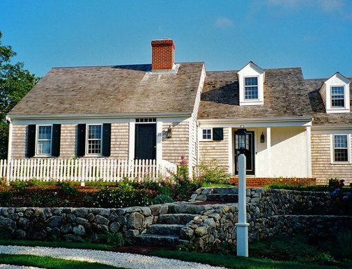 Cape Cod Design On Houzz: Tips From The Experts