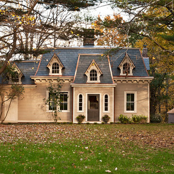Mill Road House Historical Preservation & Renovation