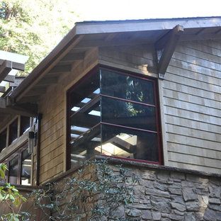 Mill Valley Lodge Style Residence