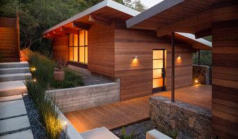 Mill Valley Modern Guest House & Garage Addition