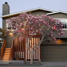 Transitional Exterior by Amy A. Alper
