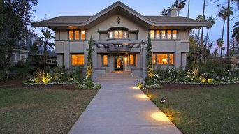 Millionaire's Row Craftsman Estate