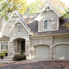 Craftsman Exterior by David Small Designs
