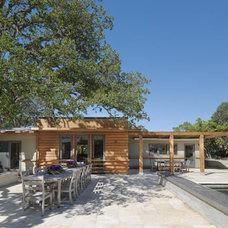Modern Exterior by MacCracken Architects