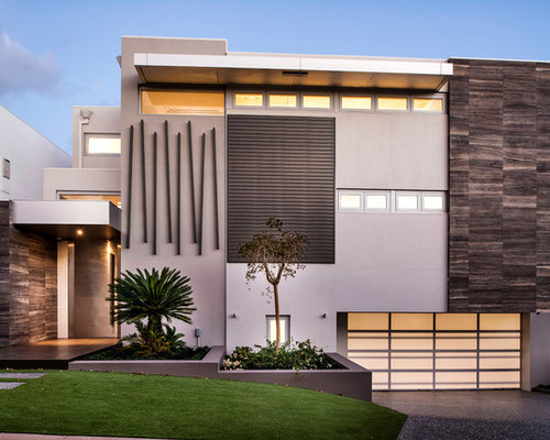 Minum cove concept home perth wa contemporary exterior perth - Dulux Grey Home Design Ideas Renovations Amp Photos