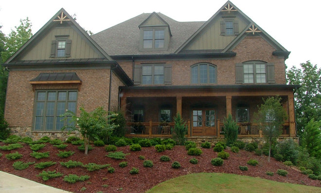 Traditional Exterior by Patrick J. Barry, AIA