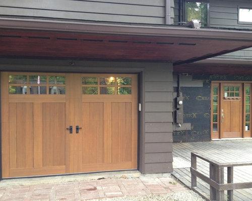 Craftsman Garage Doors Home Design Ideas, Pictures