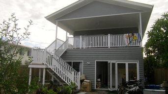 Mitchelton - Large Renovation, House Raise, Build in & Extension