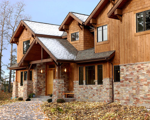 Porch gable home design ideas pictures remodel and decor - Exterior house gable decorations ...