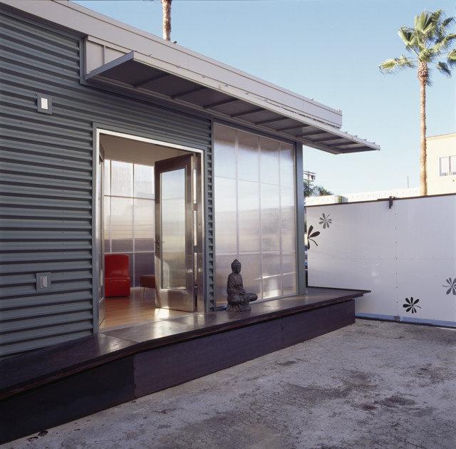 Eclectic Exterior by Jordan Cappella