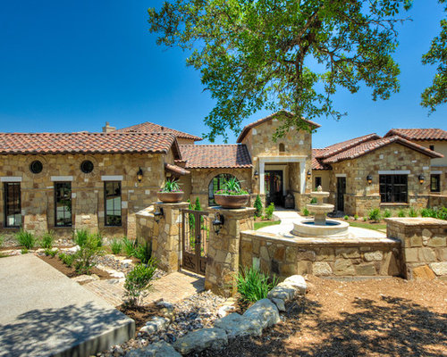 Model home cordillera ranch tuscan villa for Tuscany model homes