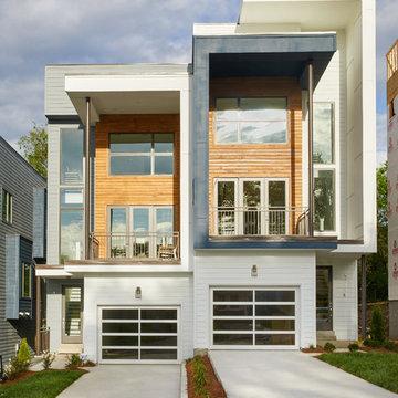 Model Home - Exterior