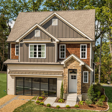 Model home in North Chatt-open daily