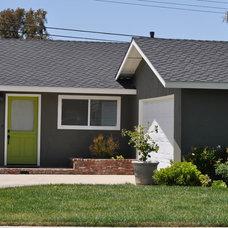 Modern Exterior by Modern Address Design