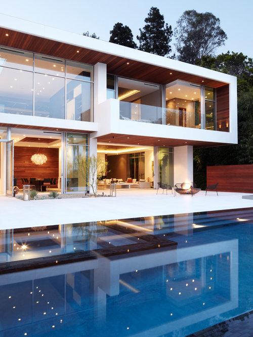 einrichtung haus dielenboden moderne möbel panoramafenster