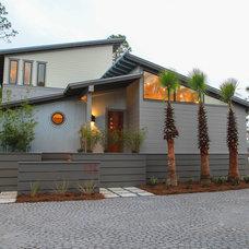 Contemporary Exterior Modern Architecture