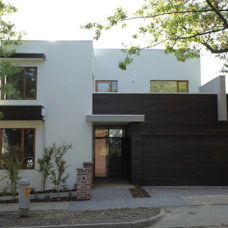 Modern Exterior by DE atelier Architects
