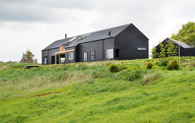 A Little Bit Country: Barn Architecture Comes of Age in the Antipodes