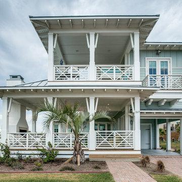 Modern Beach House Cinnamon Shores