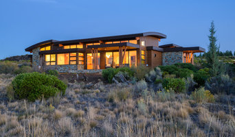 Modern Bend Oregon Home