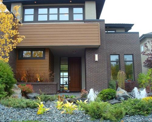 Modern Brick Homes