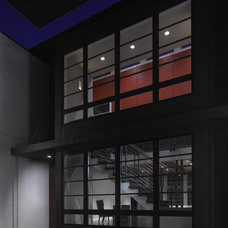 Modern Exterior by Burns and Beyerl Architects