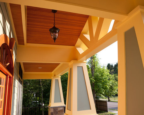 Decorative support beams home design ideas pictures for Decorative support columns