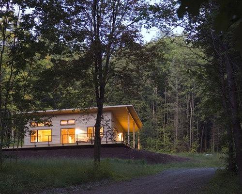 Modern Cabin | Houzz