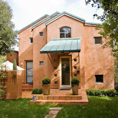 mediterranean exterior by Bill Fry Construction - Wm. H. Fry Const. Co.
