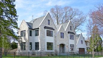 Modern Castle in Glencoe, IL