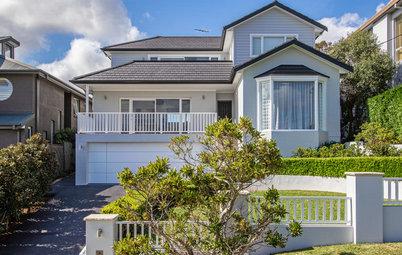 Dreary to Dreamy: A 1960s Home Gets a Modern Coastal Makeover