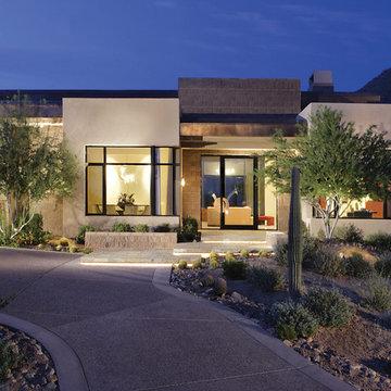 Modern Contemporary Custom Home Build