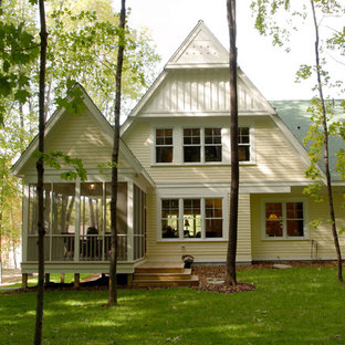 Modern Cottage Exterior