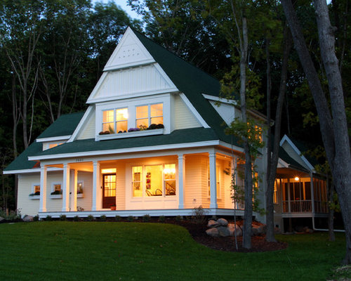 cottage porch home design ideas renovations photos