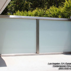 contemporary exterior by Dynamic Garage Door