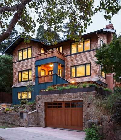 Craftsman Exterior by Sogno Design Group
