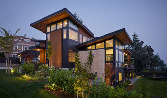 Modern Custom Mercer Island Home