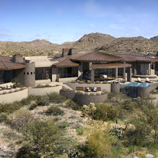 Traditional Exterior by Soloway Designs Inc | Architecture + Interiors