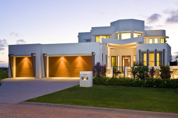 Roots of style how did your urban australian house gets for Home designs gold coast