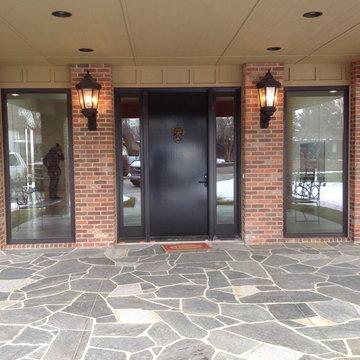 Modern Entry - Andersen E Series Doors